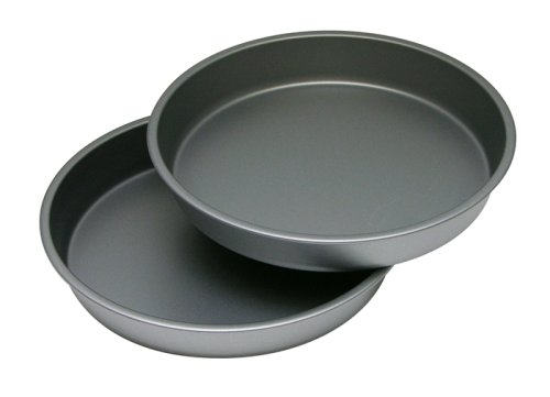 OvenStuff Non-Stick 9 Inch Round Cake Pan Two Piece Set at Amazon.com