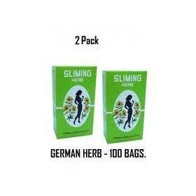 100 Bags German Herb Slimming Tea Thai (Weight Loss)
