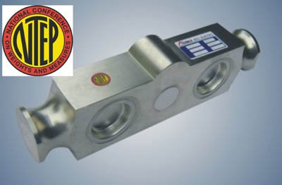 Keli Electric Ntep Legal For Trade Double Ended Shear Beam Load Cell Truck Floor Hopper Tank Scale 50,000 Lb Capacity