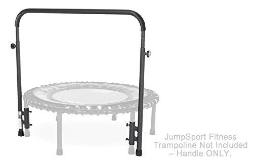 JumpSport Fitness Trampoline Handle Bar for Straight Legged Trampolines, 39-Inch