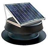 Amazon Com Solar Attic Fan Fire Safety Switch For