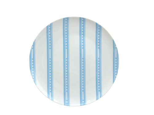 Summer Vacations 10.5-Inch Dinner Plate (Blue) by Loveramics