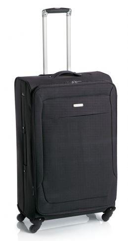 Trolley-Koffer-Set 3-tlg., Ultraleicht, 4 Rollen,