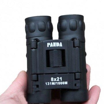 Panda 8X21 Zoom High Definition Binoculars Hiking Tourism Telescope