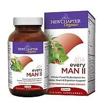 New Chapter Every Man Ii Multivitamin 192
