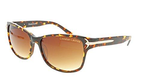 Christian Lacroix CL 5016 138 Occhiali da Sole + Caso + Obiettivo Stoffa