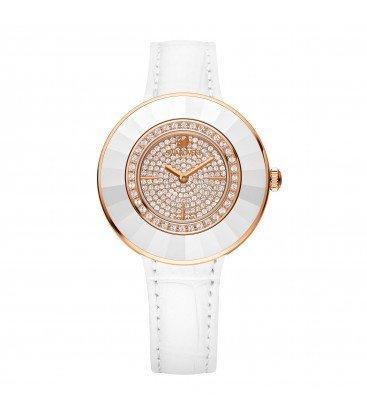 Orologio Swarovski Octea Dressy Bianco Rosa-5095383