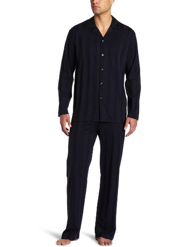 Hanro Men's Turin Pajama Set