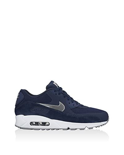 Nike Zapatillas Air Max 90 Essential Azul / Plateado