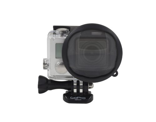 Gopro Hero3+ Macro Glass Lens-2.2X Magnification-Accessory