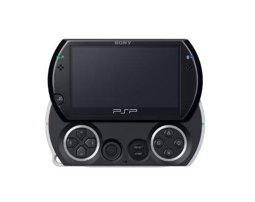PSP go「プレイステーション・ポータブル go」 ピアノ・ブラック(PSP-N1000PB) 特典 PSP go スタートキャンペーンプロダクトコード付き