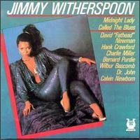 Midnight Lady Called the Blues by Jimmy Witherspoon