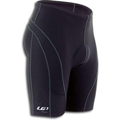 Buy Low Price Louis Garneau 2008/09 Alveo 2 Cycling Shorts – Black – 1050241-020 (B0011XZUW8)
