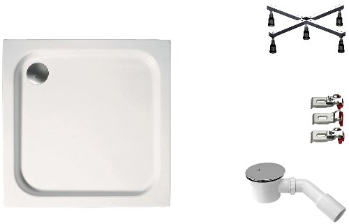 duschwanne 90x90 6 5. Black Bedroom Furniture Sets. Home Design Ideas