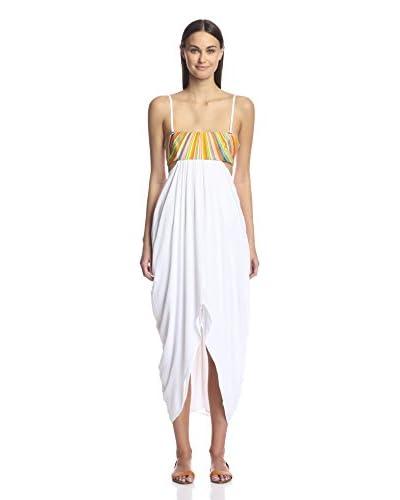 Mara Hoffman Women's Embroidered Maxi Dress