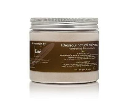 Kae Natural Clay Rhassoul front-83143