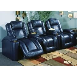 Berkline 45012 Box Office Home Theater Seating