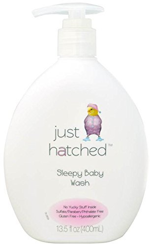Just Hatched Sleepy Baby Wash, 13.5 Ounce