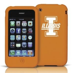 Tribeca Illinois Iphone 3g / 3gs Silicone Case