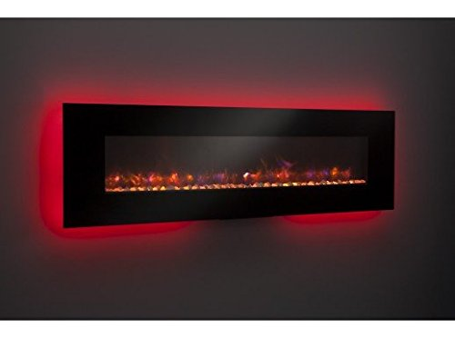 Outdoor Greatroom Company Ge-78 78 In. Gallery Linear Electric Led Fireplace