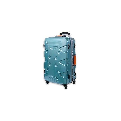 スーツケース 軽量 中型 4泊?7泊 ハードキャリー メンドーザ MENDOZA [SEAHAWK3] 1484(14932) (5.ライム)