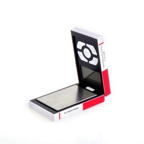 200Gx0.01G Cigarette Case Digital Electronic Pocket Jewelry Scale G Oz Ozt New