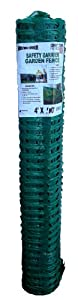 4' x 100' Dry Top Green Multi Purpose/Garden Fencing item #714104