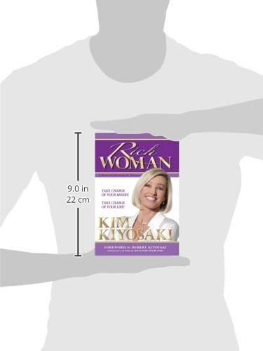 Rich Woman: A Book on Investing for Women - Because I Hate Being Told What to Do
