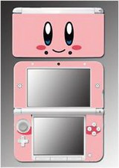Blazers Skins - Kirby Dream Land Triple Deluxe Special Edition Game Skin for Nintendo 3DS XL (Nintendo 3ds Xl Cooking Games compare prices)