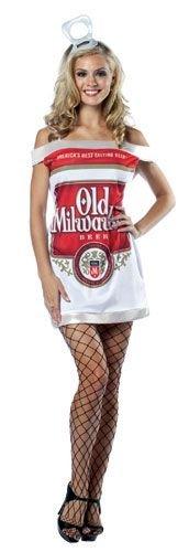 Adult Old Milwaukee Tank Dress