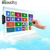 MVPen Touch8(XN800) 海外版 ノートPCをタッチペンで操作で! [並行輸入品]