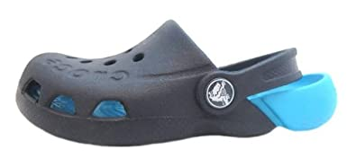 Size 8 Crocs Boy's Electro Ii Croslite Clogs