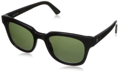 Electric 40Five Wayfarer Sunglasses,Gloss Black,164 Mm