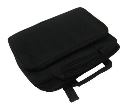 Haier Portable DVD Player Carrying Bag Black for up to 9 inch Screen (Haier Camera compare prices)
