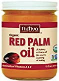 Nutiva Organic Red Palm Oil, 15 oz