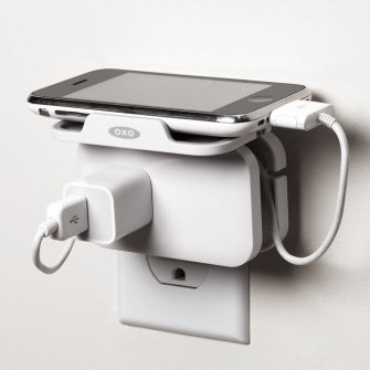 Plug-In Charging Shelf