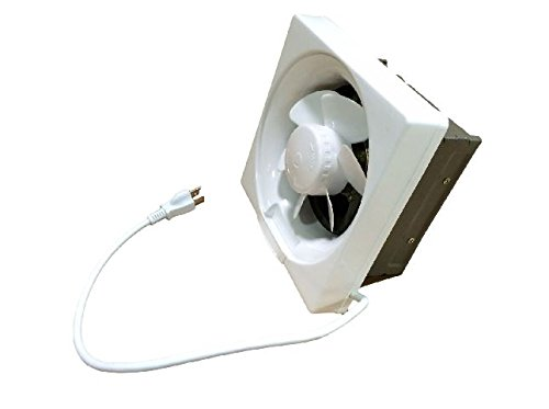 Professional grade products 9800395 shutter exhaust fan - Commercial grade bathroom exhaust fans ...