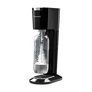 SodaStream(ソーダストリーム) 炭酸水 ソーダメーカーSSM1038 [ソーダストリーム 本体 ジェネシスデラックス] (ブラック)