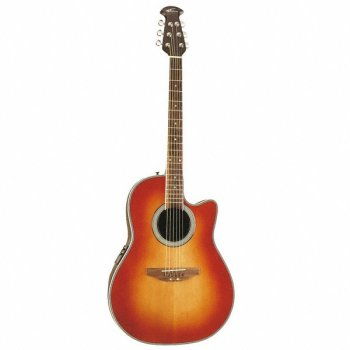 Applause by Ovation AE28 Summit Acoustic-Electric Guitar (Black) Reviews