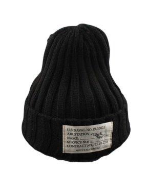 Amazon.co.jp: シンプル おしゃれ な リブ 編み ラベル タグ 付き 秋冬ニット帽 ニット 帽子 カラー 豊富 ブラック グレー レッド ネイビー メンズ レディース ユニセックス (ブラック): 服&ファッション小物