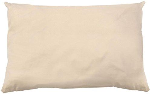 Naturepedic Organic Cotton/Kapok Pillow-Toddler