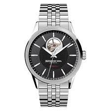 Raymond Weil 2710-ST-20021 42mm Automatic Steel Bracelet & Case Anti-Reflective Sapphire Men's Watch