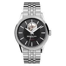 Raymond Weil 2710-ST-20021 42mm Automatic Steel Bracelet & Case Anti-Reflective Sapphire Men's Watch