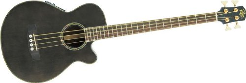 Rogue AB-304 Acoustic-Electric Series II Bass Guitar, Natural