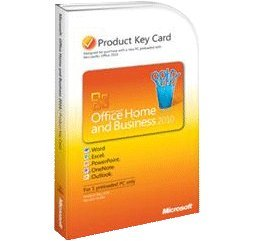 Microsoft Office Home And Business 2010 Pkc, Model T5D-00295-Oem -By-Microsoft
