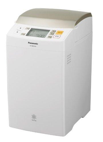 Panasonic GOPAN(ゴパン) ライスブレッドクッカー ホワイト 1斤タイプ SD-RBM1001-W
