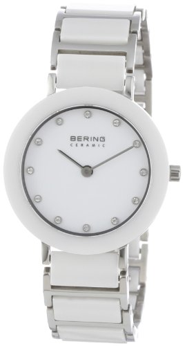 Bering Time Women's Analogue Quartz Watch 11429-754 Ceramic
