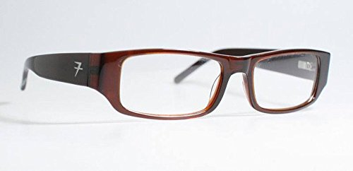 Fatheadz Aim FH-00132 Extra Large Wide Mens Eyeglasses Brown Optical Frame (Extra Wide Reading Glasses compare prices)