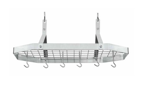 Cuisinart CRC-29B Octagonal Hanging Cookware Rack (Rack For Cookware compare prices)