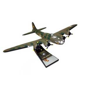B-17F Red Gremlin - 1/60 Scale